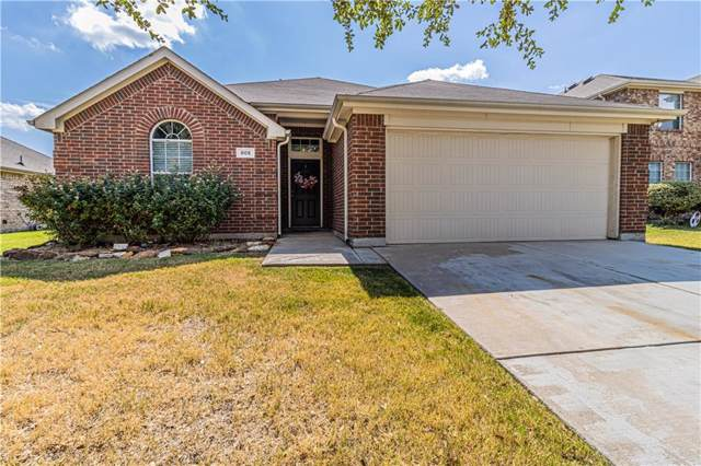 805 W Bend Boulevard, Burleson, TX 76028 (MLS #14185321) :: The Heyl Group at Keller Williams