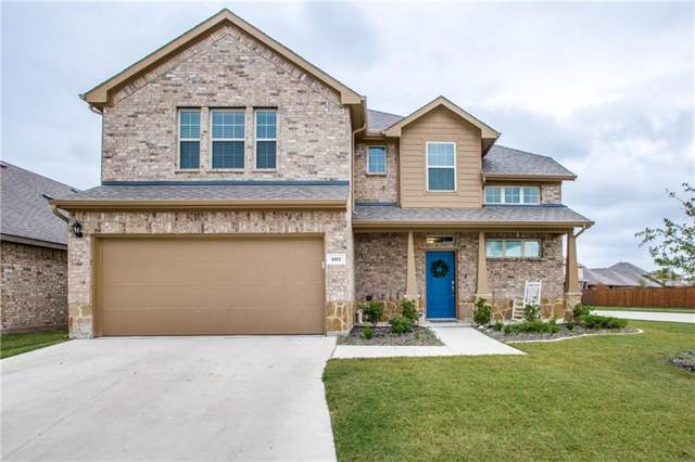 597 Jamestown Lane, Fate, TX 75189 (MLS #14185329) :: The Paula Jones Team | RE/MAX of Abilene