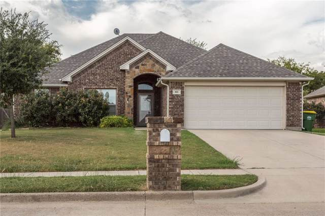 801 Brandt Street, Grandview, TX 76050 (MLS #14185362) :: Lynn Wilson with Keller Williams DFW/Southlake