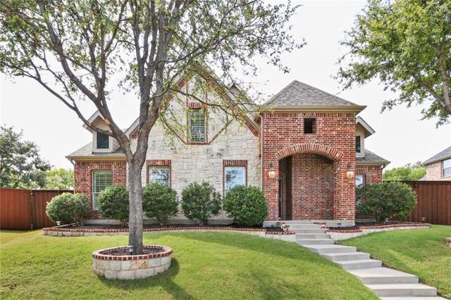 11421 Oleander Drive, Frisco, TX 75035 (MLS #14185380) :: RE/MAX Town & Country