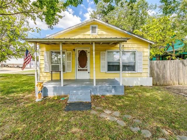 201 E Davis Avenue, Alvarado, TX 76009 (MLS #14185382) :: Van Poole Properties Group