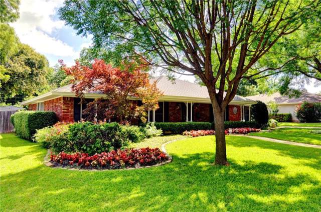 4352 Whitfield Avenue, Fort Worth, TX 76109 (MLS #14185384) :: The Heyl Group at Keller Williams