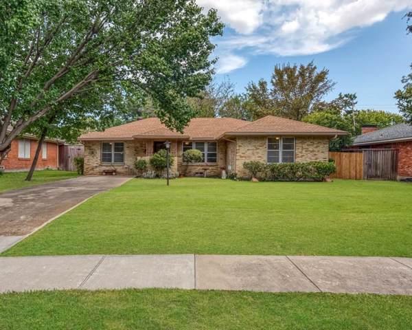 211 S Lois Lane, Richardson, TX 75081 (MLS #14185389) :: The Good Home Team
