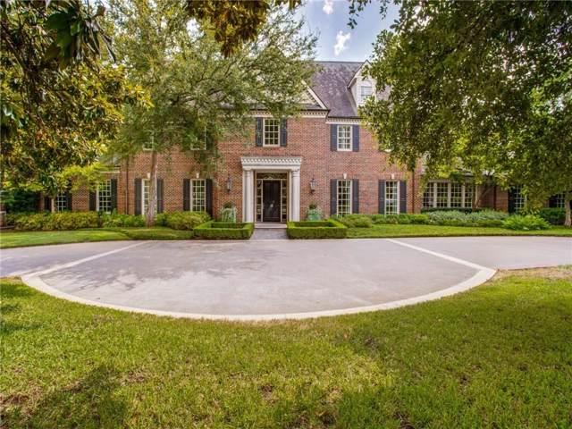 5138 Deloache Avenue, Dallas, TX 75220 (MLS #14185391) :: The Heyl Group at Keller Williams