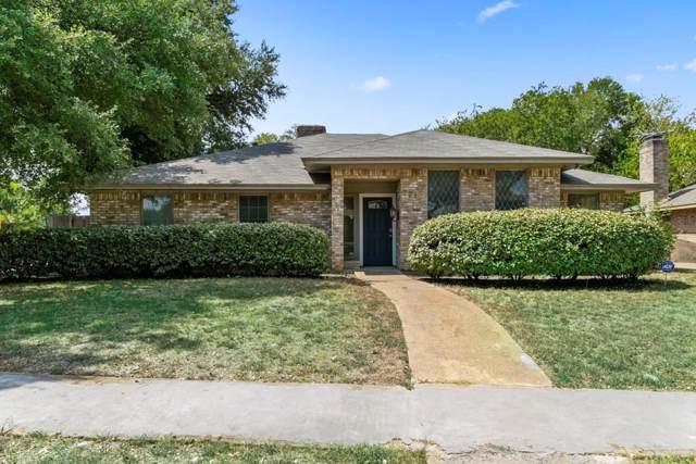 721 Pebblecreek Drive, Garland, TX 75040 (MLS #14185394) :: The Heyl Group at Keller Williams