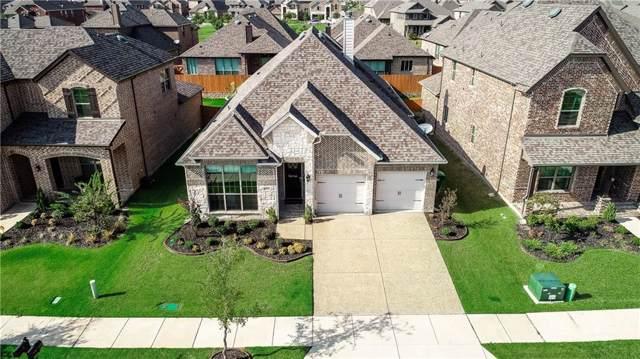 16513 Dry Creek Boulevard, Prosper, TX 75078 (MLS #14185397) :: RE/MAX Town & Country