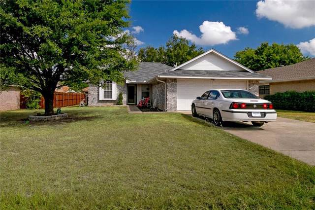 640 Honeysuckle Lane, Cedar Hill, TX 75104 (MLS #14185400) :: Baldree Home Team