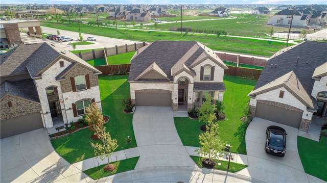 1301 Coleto Creek Trail, Prosper, TX 75078 (MLS #14185405) :: Kimberly Davis & Associates