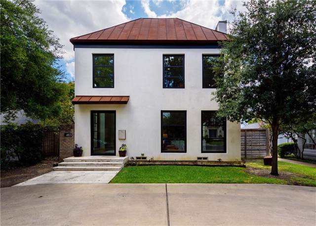 4113 San Carlos Street, University Park, TX 75205 (MLS #14185429) :: Kimberly Davis & Associates