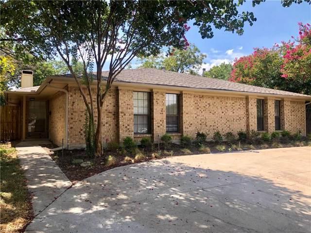 3110 Royal Lane, Dallas, TX 75229 (MLS #14185437) :: RE/MAX Town & Country