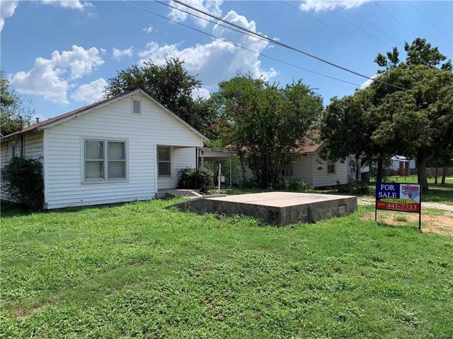 603 Montague Street, Nocona, TX 76255 (MLS #14185444) :: All Cities Realty