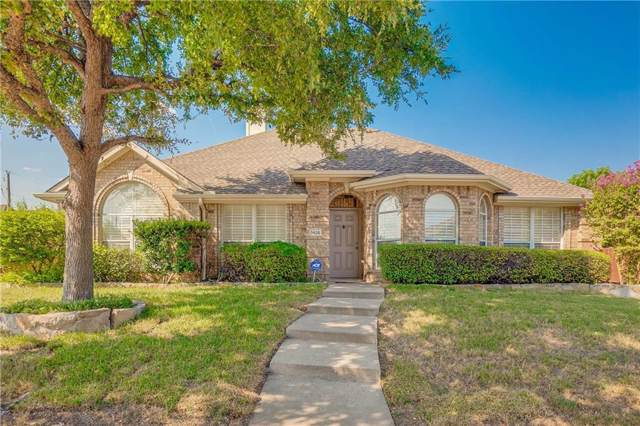 1426 Shetland Drive, Allen, TX 75013 (MLS #14185447) :: Potts Realty Group