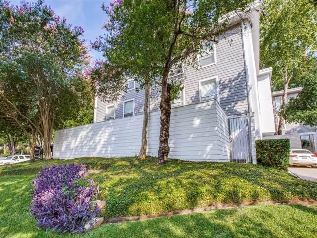3711 Holland Avenue #201, Dallas, TX 75219 (MLS #14185448) :: Kimberly Davis & Associates