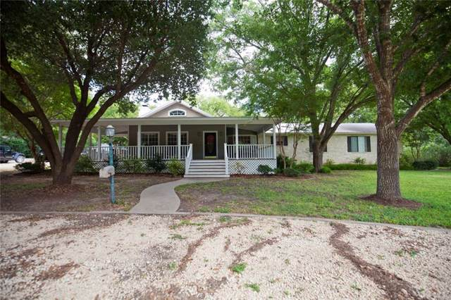 208 S Lloyd, Hamilton, TX 76531 (MLS #14185480) :: RE/MAX Town & Country