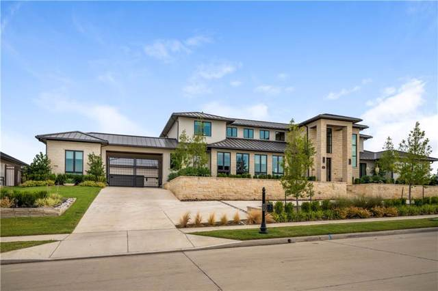 2353 Lilac Lane, Frisco, TX 75034 (MLS #14185490) :: The Heyl Group at Keller Williams
