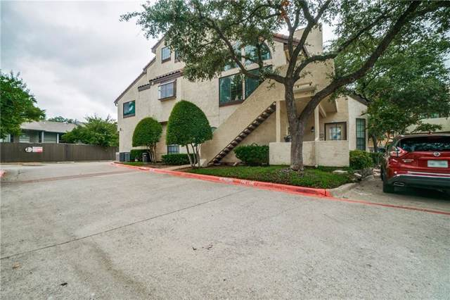 5590 Spring Valley Road E202, Dallas, TX 75254 (MLS #14185505) :: The Mitchell Group