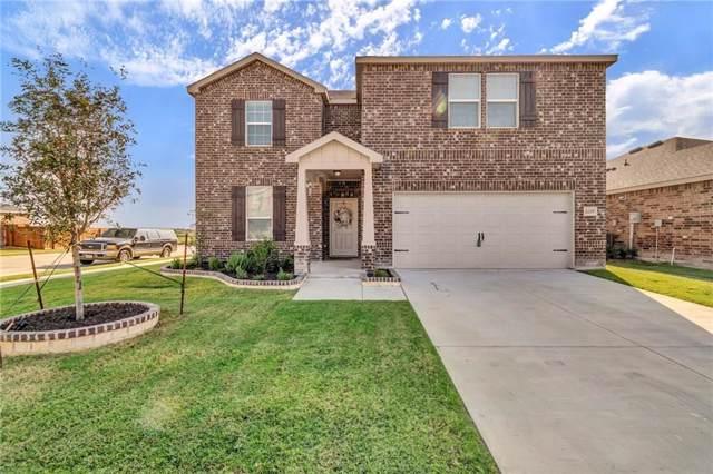 2229 Heaton Street, Forney, TX 75126 (MLS #14185507) :: The Heyl Group at Keller Williams