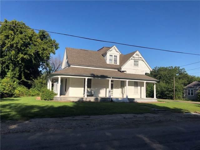 1401 Arp Street, Commerce, TX 75428 (MLS #14185508) :: The Heyl Group at Keller Williams