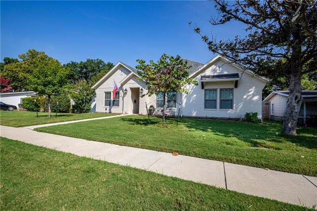 5804 Straley Avenue, Westworth Village, TX 76114 (MLS #14185515) :: Lynn Wilson with Keller Williams DFW/Southlake