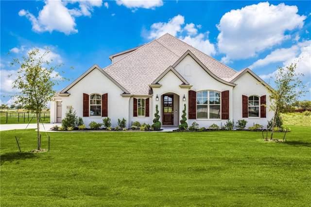 1117 Denton Creek Drive, Justin, TX 76247 (MLS #14185520) :: All Cities Realty