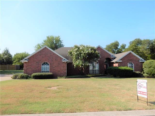 1501 Saint Paul Lane, Pilot Point, TX 76258 (MLS #14185535) :: The Heyl Group at Keller Williams