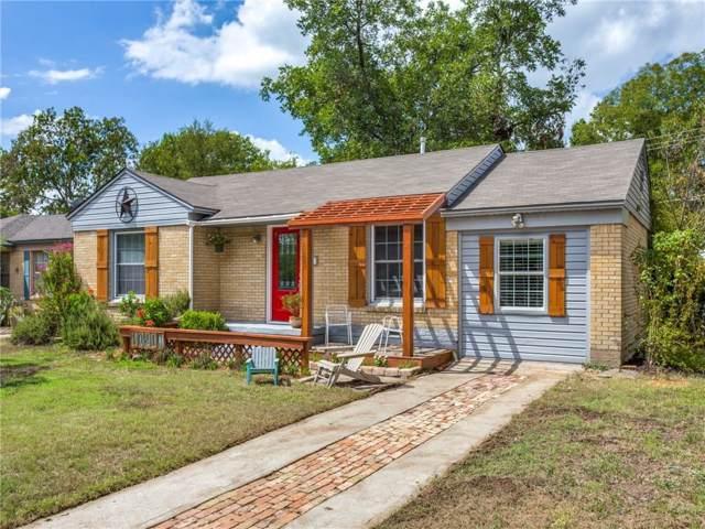 10419 Fern Drive, Dallas, TX 75228 (MLS #14185542) :: Robbins Real Estate Group