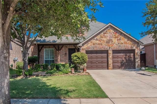 1301 Golf Club Drive, Lantana, TX 76226 (MLS #14185543) :: Kimberly Davis & Associates