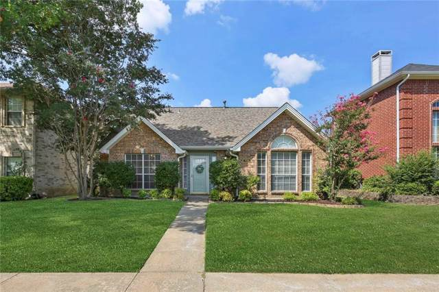734 Fawn Valley Drive, Allen, TX 75002 (MLS #14185548) :: The Good Home Team