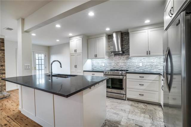 4223 Cole Avenue #2, Dallas, TX 75205 (MLS #14185558) :: The Hornburg Real Estate Group