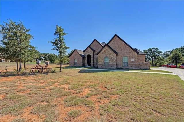 102 Crossroad Court, Paradise, TX 76073 (MLS #14185564) :: RE/MAX Town & Country