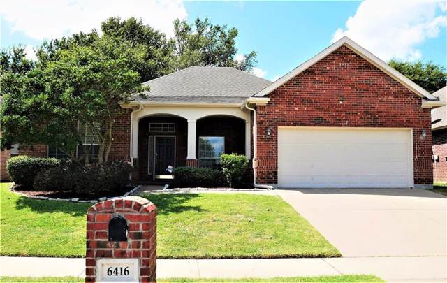 6416 Redstone Drive, Arlington, TX 76001 (MLS #14185571) :: The Heyl Group at Keller Williams