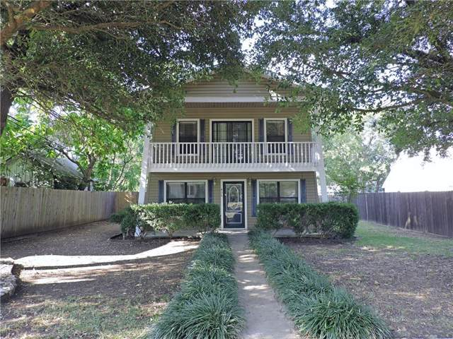 406 W Locust Street, Whitewright, TX 75491 (MLS #14185579) :: The Real Estate Station