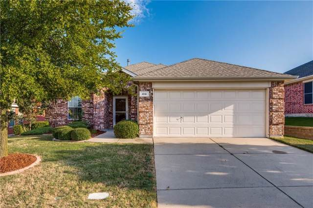 414 Mustang Trail, Celina, TX 75009 (MLS #14185583) :: The Heyl Group at Keller Williams