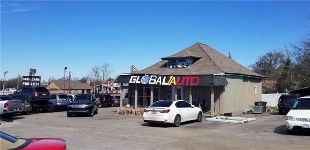 2601 Meadowbrook Drive, Fort Worth, TX 76103 (MLS #14185613) :: RE/MAX Pinnacle Group REALTORS