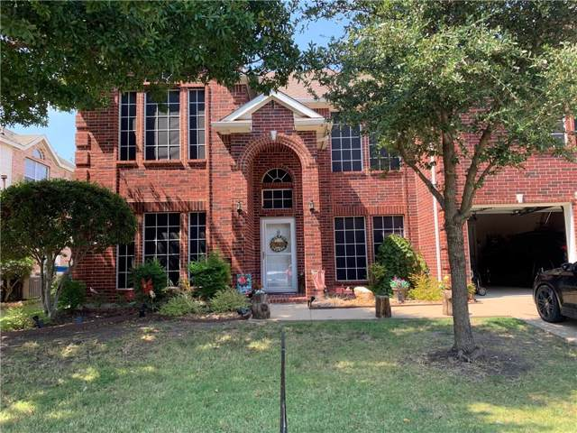 10709 Spyglass Hill, Rowlett, TX 75088 (MLS #14185615) :: Ann Carr Real Estate