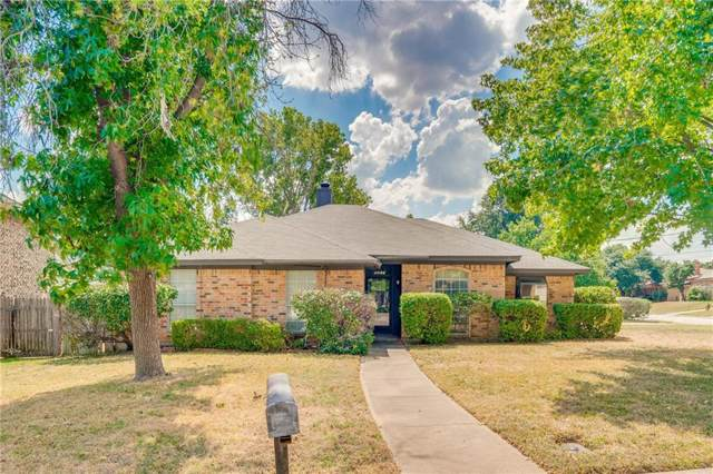 5207 El Rancho Drive, Arlington, TX 76017 (MLS #14185616) :: The Heyl Group at Keller Williams