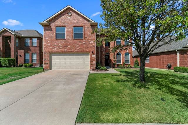 2808 Scott Place, Mckinney, TX 75072 (MLS #14185619) :: All Cities Realty