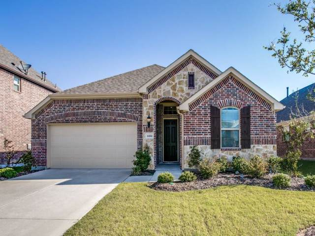 1404 Caney Creek Lane, Mckinney, TX 75071 (MLS #14185620) :: All Cities Realty