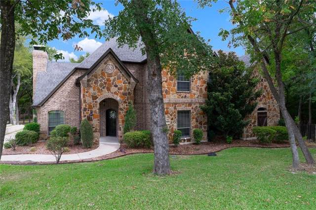 1802 Sunset Crossing, Cedar Hill, TX 75104 (MLS #14185624) :: RE/MAX Pinnacle Group REALTORS
