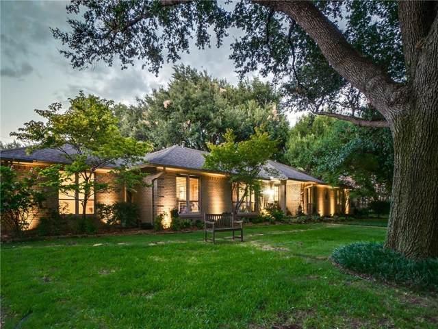 5219 Del Roy Drive, Dallas, TX 75229 (MLS #14185626) :: Vibrant Real Estate