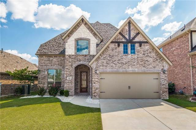 3005 Dustywood Drive, Mckinney, TX 75071 (MLS #14185634) :: Kimberly Davis & Associates