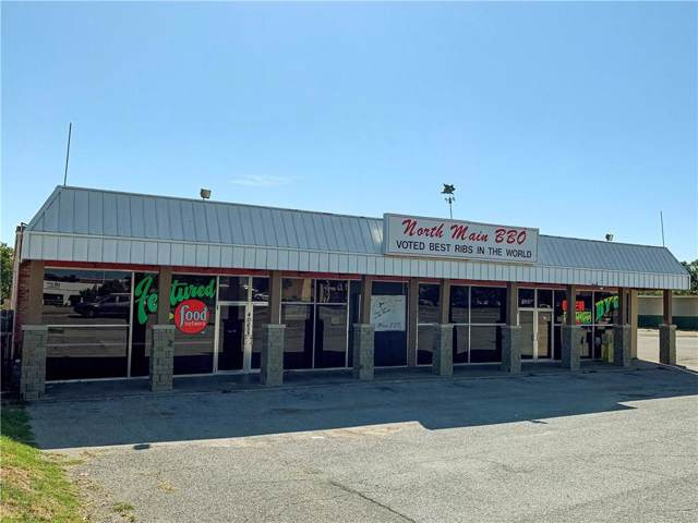 406 N Main Street B, Euless, TX 76039 (MLS #14185637) :: Baldree Home Team