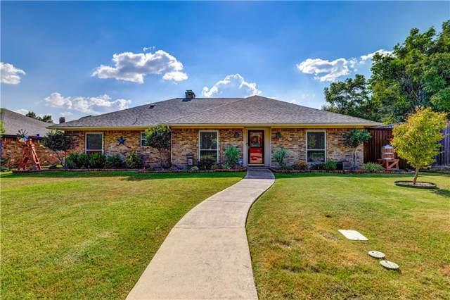 2613 Bunker Hill Circle, Plano, TX 75075 (MLS #14185647) :: The Heyl Group at Keller Williams