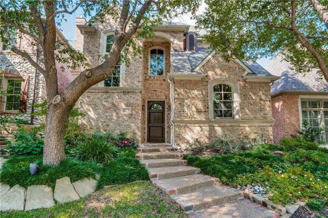 11823 Brookhill Lane, Dallas, TX 75230 (MLS #14185656) :: Robbins Real Estate Group