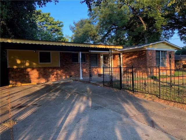 1111 E Pentagon Parkway, Dallas, TX 75216 (MLS #14185668) :: Baldree Home Team