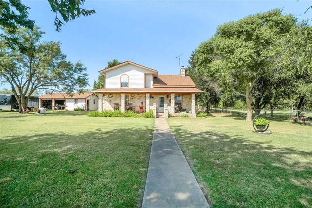 218 County Road 1143, Blum, TX 76627 (MLS #14185671) :: Ann Carr Real Estate