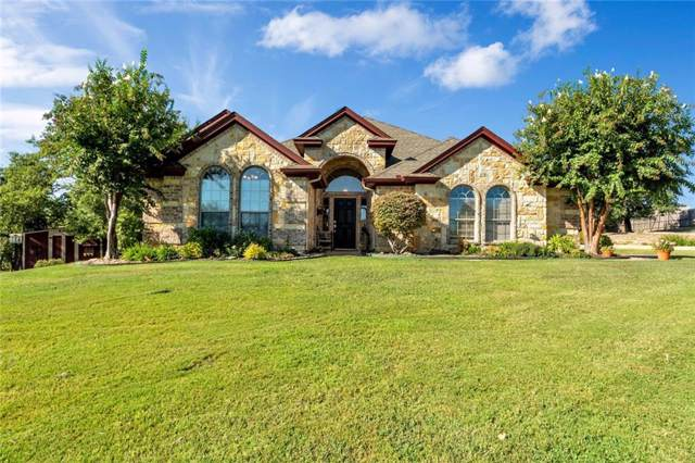 108 Rio Bravo Court, Weatherford, TX 76088 (MLS #14185712) :: The Hornburg Real Estate Group