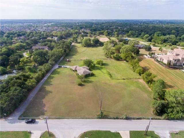 2605 Florence Road, Southlake, TX 76092 (MLS #14185713) :: Team Tiller