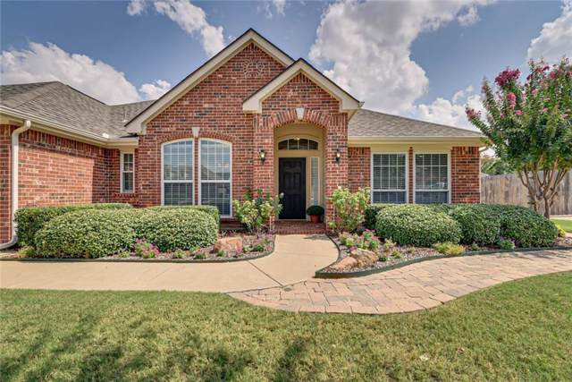 10 Richmond Court, Mansfield, TX 76063 (MLS #14185717) :: The Tierny Jordan Network