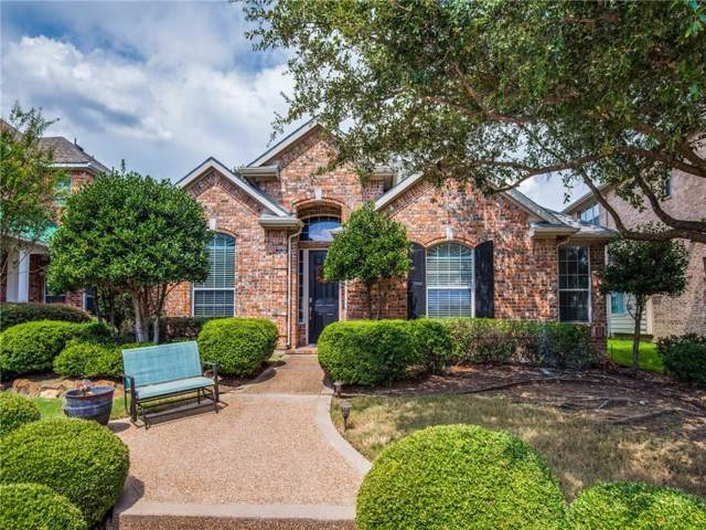 15886 Buffalo Creek Drive, Frisco, TX 75035 (MLS #14185727) :: Kimberly Davis & Associates